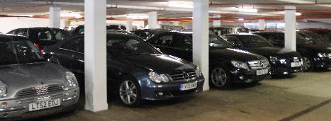 Lomax Car Park St Pancras